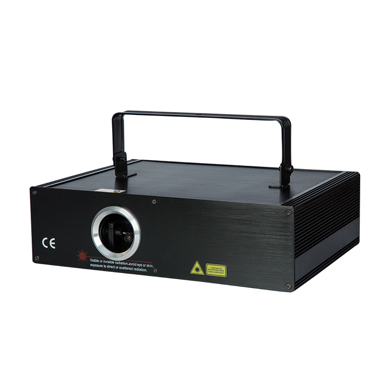 KZ-1000MW RGB full color moving deputy laser light