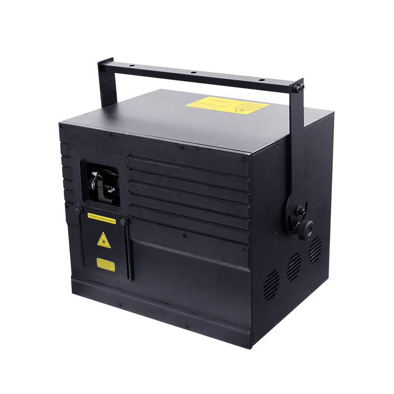 KZ-10000MW full color moving laser light