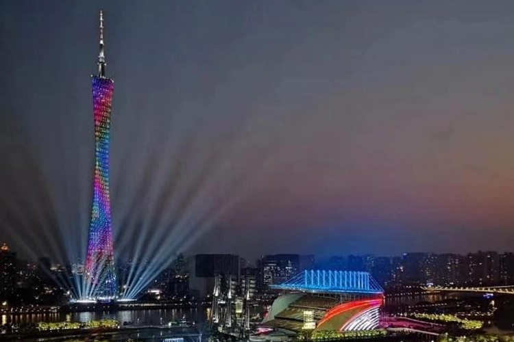 Guangzhou International Lighting Festival