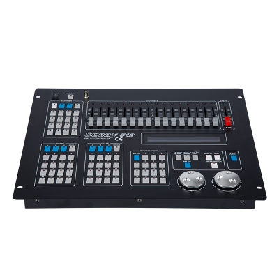 512 Console Control Table