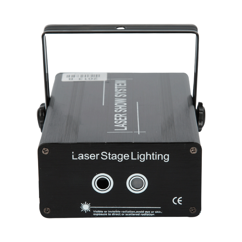 KZ-AC120C Laser Light- 40 in 1