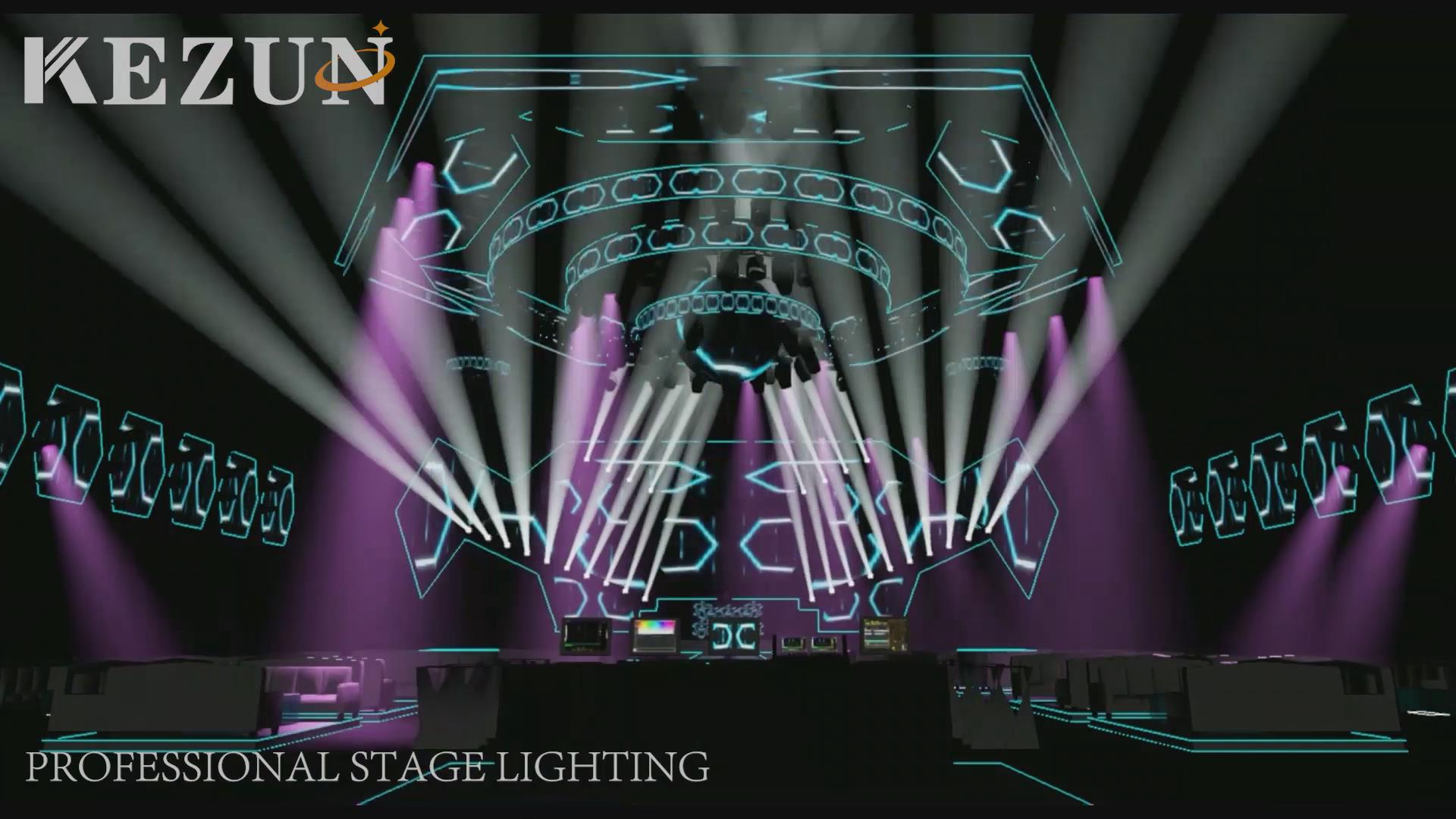 Recently project- 2019 Jan 6th light show performance