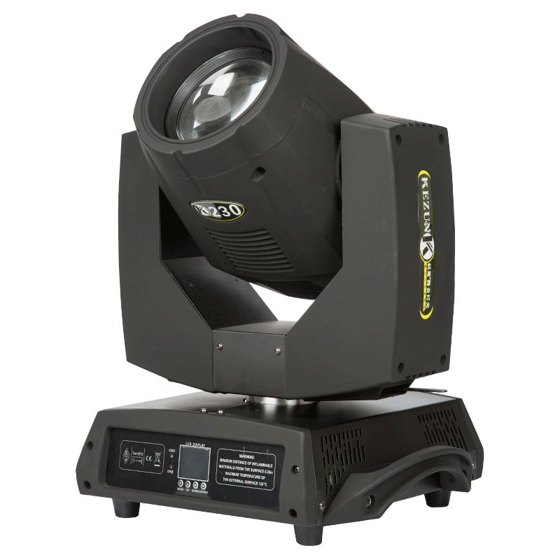 KZ-BEAM230W-B 230w Moving Head Beam Light