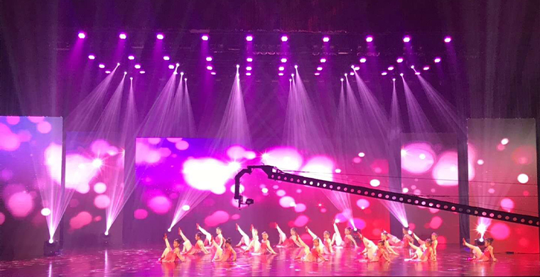 Latest Multi-function Hall & Theater Projects of Kezun Stage Lighting