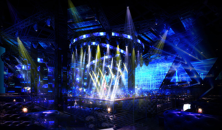 The difference between beam light and LED Moving Head Stage Lights